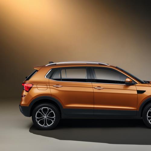 Skoda Kushaq (2021)   Les photos du SUV compact à l'indienne