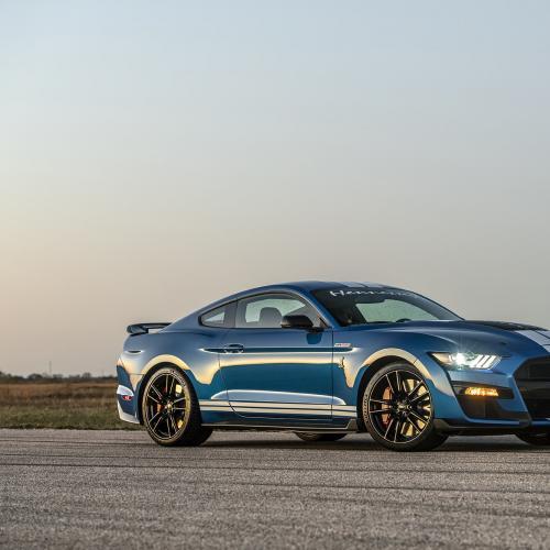 Hennessey Venom 1000 | Les photos de la Mustang Shelby GT500 modifiée
