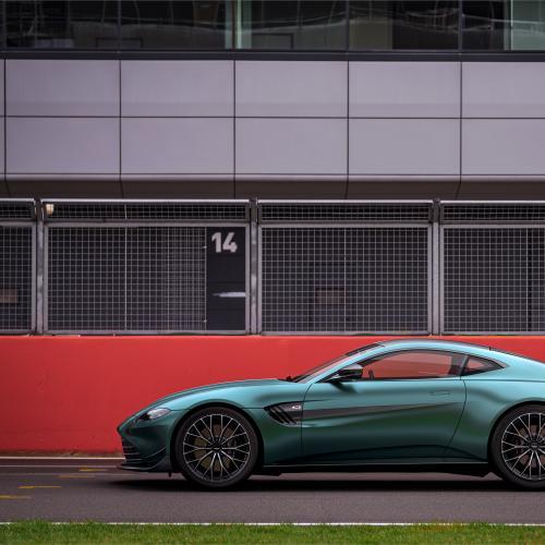 Aston Martin Vantage F1 Edition | Les photos de la sportive en édition spéciale
