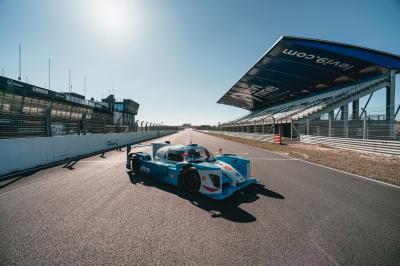 Hyundai & Forze Motorsport | Les photos du prototype de compétition Forze IX