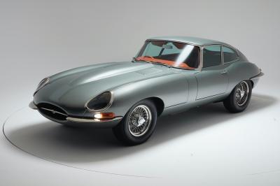 Jaguar Type E by Helm Motorcars | Les photos de la belle anglaise