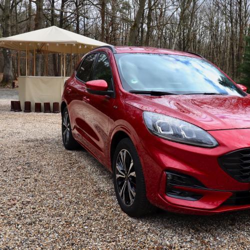 Ford Kuga full hybrid | Nos photos de l'essai du SUV à l'ovale, hybride non rechargeable