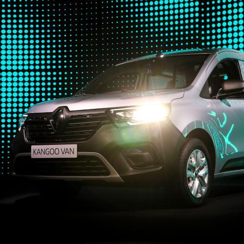 Renault Kangoo Van (2021)   nos photos du petit VUL français