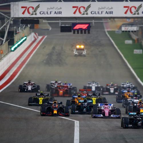 GP de Bahreïn de F1 | les temps forts en vidéo