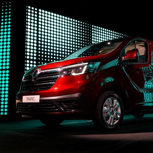 Renault Trafic (2021) | nos photos des versions Combi et Spaceclass