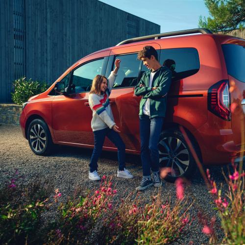Nouveau Renault Kangoo (2021) | Les photos du combispace