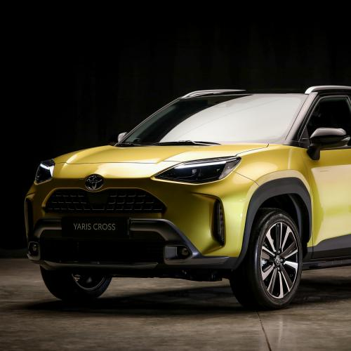 Toyota Yaris Cross (2021) | nos photos de la version Première
