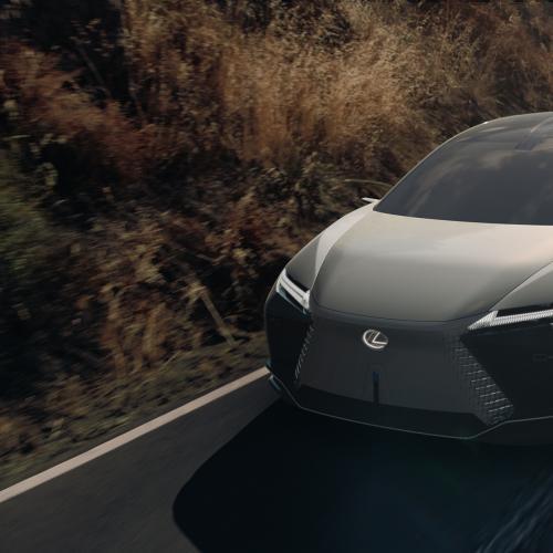 Lexus LF-Z Electrified | Les photos du concept-car électrique