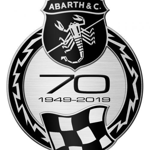 Abarth | Les photos des différents logo et de la gamme 2021
