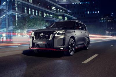 Nissan Patrol Nismo (2021) | Les photos du grand SUV sportif