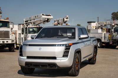 Lordstown Endurance | Les photos du pick-up électrique