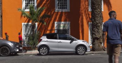 Citroën C1 Millenium | Les photos de la citadine en série spéciale