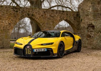 Bugatti Chiron Sport & Pur Sport | Les photos des hypersportives à Rambouillet
