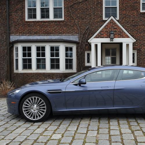 Aston Martin Rapide S | Les photos de la berline-coupé de luxe britannique