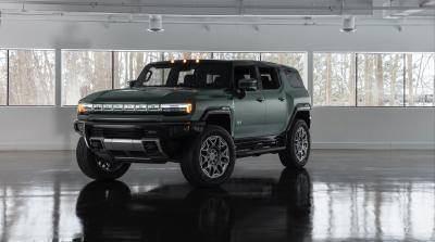 Hummer EV SUV (2024) | Les photos de la variante SUV du tout-terrain électrique