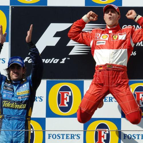 GP d'Émilie-Romagne : les vainqueurs sur le circuit d'Imola