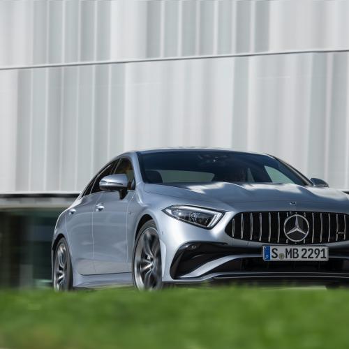 Mercedes-Benz CLS (2021) | Les photos de la berline-coupé restylée