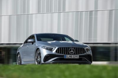 Mercedes-Benz CLS (2021) | Les photos de la berline-coupé restylée