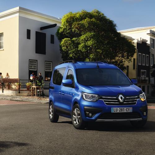 Renault Express (2021) | Les photos du Combispace low-cost