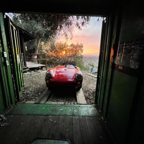 Porsche 550 Spyder | Les photos de la sortie de grange californienne