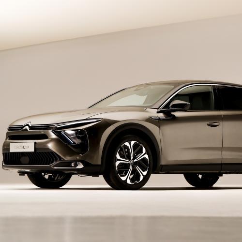 Citroën C5 X (2021) | Les photos du nouvel ORNI du segment D