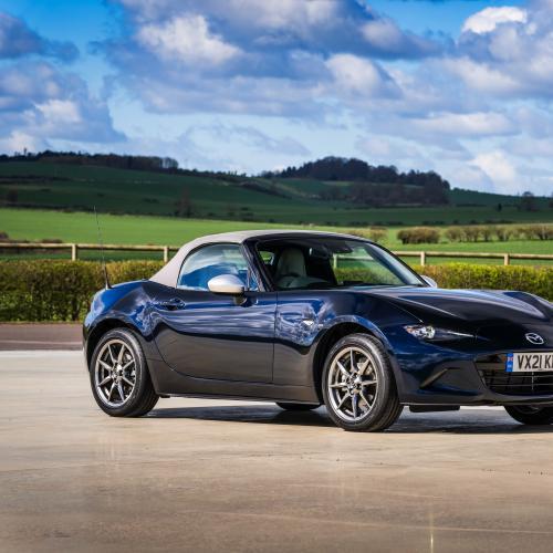 Mazda MX-5 Sport Venture   Les photos de la série limitée britannique