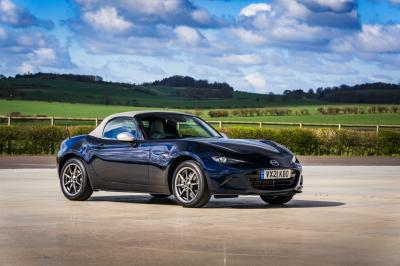 Mazda MX-5 Sport Venture | Les photos de la série limitée britannique