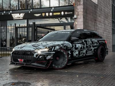 Audi RS6-R ABT | Les photos du break surpuissant de Jon Olsson