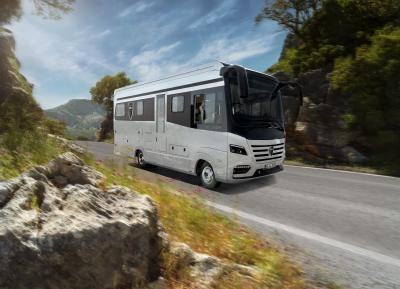 Morelo Loft Liner | les photos du camping-car de première classe