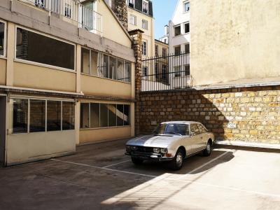 Peugeot 504 Coupé by Retrofuture | Les photos du coupé rétrofité