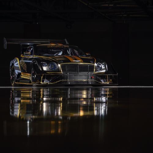 Bentley Continental GT3   Les photos du bolide engagé à Pikes Peak 2021