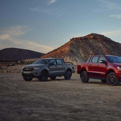 Ford Ranger Stormtrak & Wolftrak (2021) | Toutes les photos