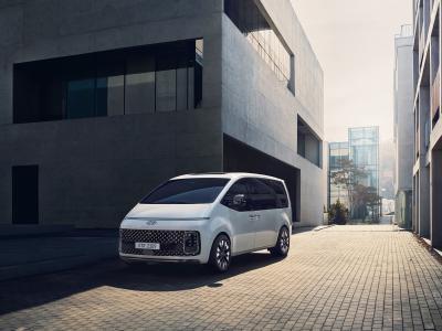 Hyundai Staria (2021) | Les photos du minibus coréen