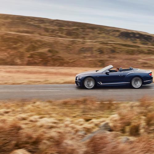 Bentley Continental GT Speed | Les photos du cabriolet