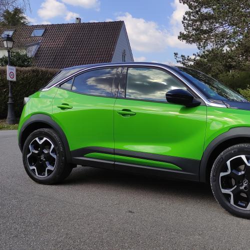 Essai de l'Opel Mokka-e (2021) | nos photos du SUV urbain