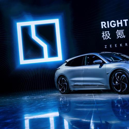 Zeekr 001 (2021) | Les photos du véhicule électrique chinois