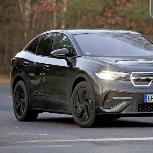 Volkswagen ID.5 (2022) | Les photos espion du SUV-coupé 100% électrique