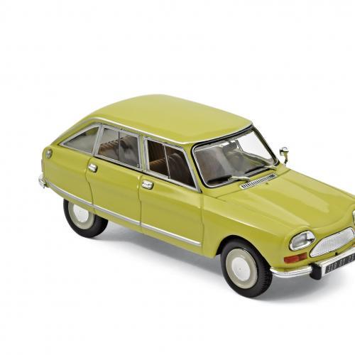 Citroën Ami 6   Les photos des 60 ans de succès de la petite berline