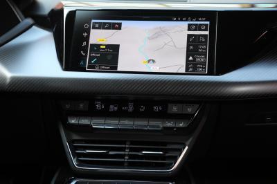 Audi RS e-tron GT   Nos photos de l'essai de la berline sportive électrique