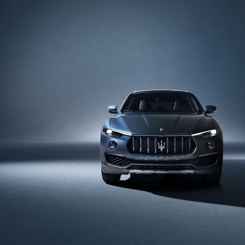 Maserati Levante Hybrid (2021) | Les photos du SUV électrifié