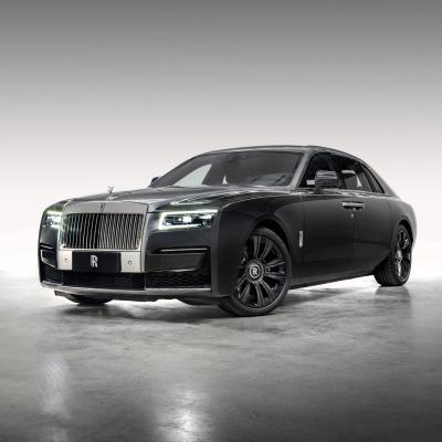 Rolls-Royce | Les photos des trois modèles du Salon de Shanghai 2021