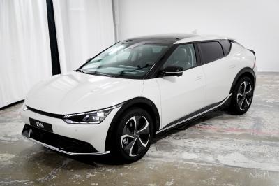 Kia EV6 (2021) | Nos photos du nouveau crossover 100% électrique