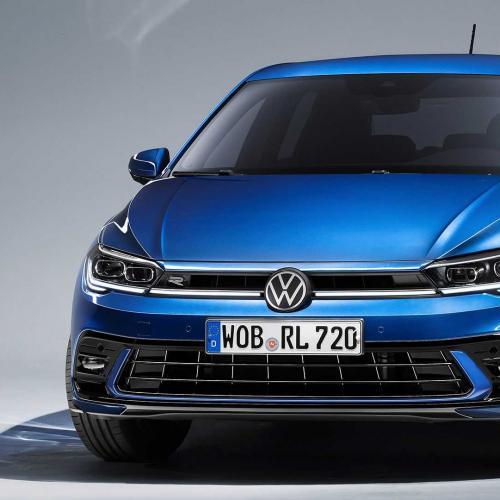 Volkswagen Polo restylée (2021) | Les photos de la citadine polyvalente allemande