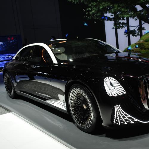 Hongqi L-Concept | Les photos du concept-car chinois