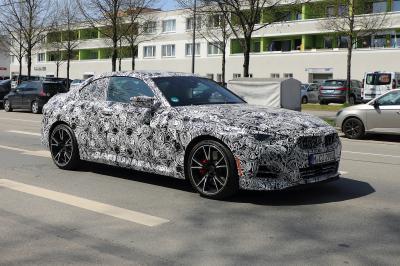 BMW Série 2 Coupé | Les spy shots de la petite sportive allemande