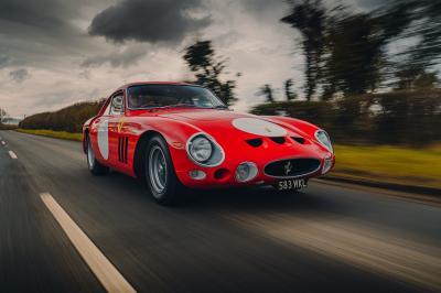 Ferrari 330 LMB project | Les photos de la réplique parfaite