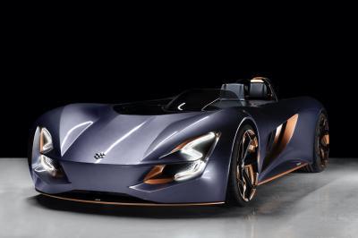Suzuki Misano | Les photos de l'original concept-car