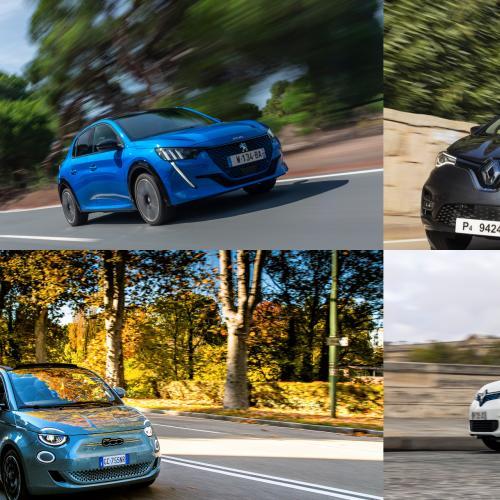 Top 10 des ventes de voitures électriques | avril 2021