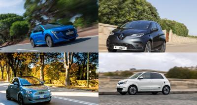 Top 10 des ventes de voitures électriques   avril 2021