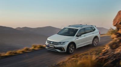Volkswagen Tiguan Allspace (2021) | Les photos du SUV allemand à 7 places